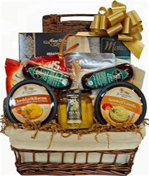 Picture of A Taste of Elegance Gift Basket