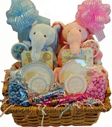 Picture of Got Twins ? Gift Basket