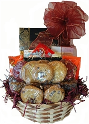 Picture of In Our Thoughts Condolence Basket