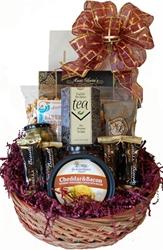 Picture of Heartfelt Sympathy Gift Basket