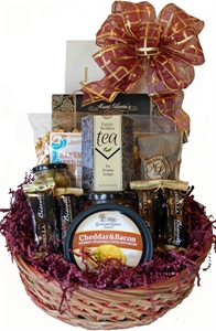 Picture of Heartfelt Sympathy Gift Basket