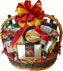 Picture of Customized Basket for Wells Fargo