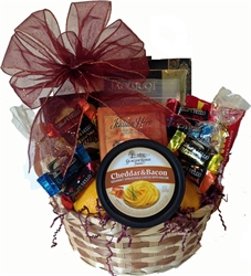 Picture of Deluxe Thank You Gift Basket