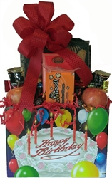 Picture of Happy Birthday Gift Box