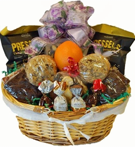 Picture of Health & Happiness Gift Basket