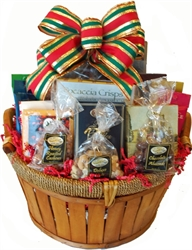 Picture of Holiday Grand Gourmet Gift Basket