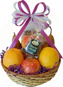 Picture of Fruit & Nut Gift Basket