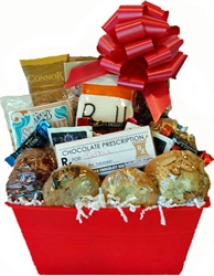 Picture of Feel Better Soon Gift Basket