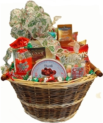 Picture of Christmas Bounty Gift Basket