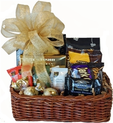 Picture of Mini Chocolate Collection Gift Basket