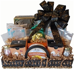 Picture of Corporate Snack Gift Basket