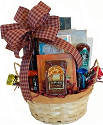 Picture of Can't Go Wrong Gift Basket