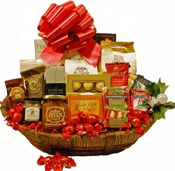Picture of Holiday Extravaganza Gift Basket