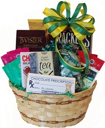 Picture of Get Well Wishes Gift Basket