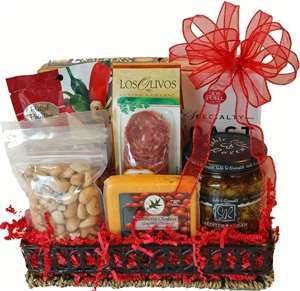 Picture of Holiday Appetizer Gift Tray