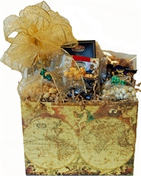 Picture of A World of Thanks Gift Basket - Large