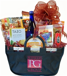 Picture of Custom Basket for Preferred Group