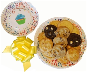 Picture of Birthday Cookie Plate