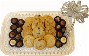 Picture of Cookies & Truffles Platter