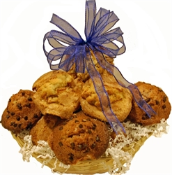 Picture of Hanukkah Muffin Basket