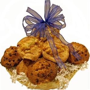 Picture of Hanukkah Muffin Basket