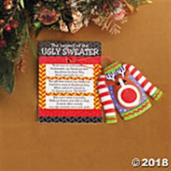 Picture of Ugly Sweater Christmas Ornament