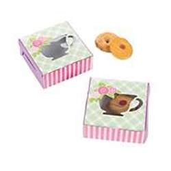 Picture of Tea Party Cookie Boxes