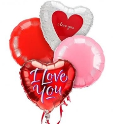 Picture of Love & Romance Balloons