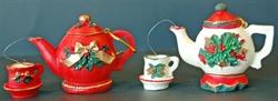 Picture of Tea Pot Ornaments