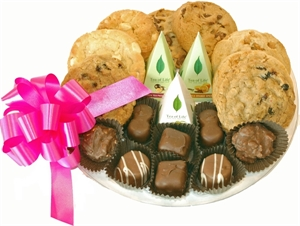 Picture of Cookies, Teas & Truffles