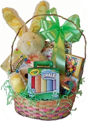 Picture of Easter Basket - Candy Free