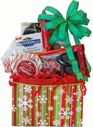 Picture of Snowflake Sweets Gift Basket