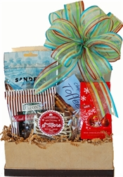Picture of Sweet Treats Gift Basket