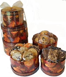 Picture of Fall Bakery Gift Tower