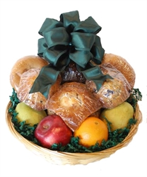 Picture of Bagel, Muffin & Fruit Baskets